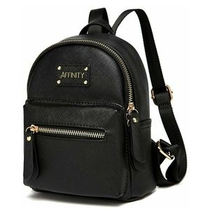 Handbags - Cute mini backpack purse PU leather